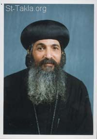 Image result for coptic bishop Bassilious